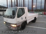 Used MITSUBISHI CANTER Ref 10612