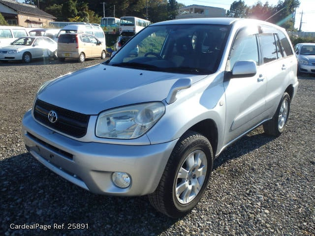 2005 sep d 39 occasion toyota rav4 cba zca26w engine type 1zz ref no 25891 voitures d 39 occasion. Black Bedroom Furniture Sets. Home Design Ideas
