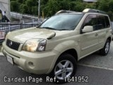 Used NISSAN X-TRAIL Ref 41952