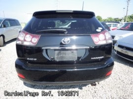 TOYOTA HARRIER CBA-ACU30W Big2