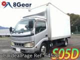 Used HINO HINO DUTRO Ref 64520