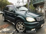 Used MERCEDES BENZ BENZ M-CLASS Ref 65354