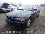 Used BMW BMW 3 SERIES Ref 65414