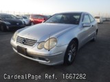 Used MERCEDES BENZ BENZ C-CLASS Ref 67282