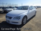 Used TOYOTA MARK X Ref 70537