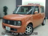 Used NISSAN CUBE Ref 74703