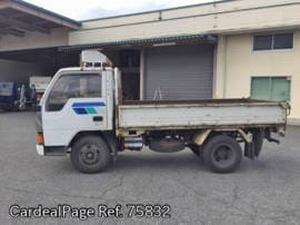 MITSUBISHI CANTER FE317B Big2