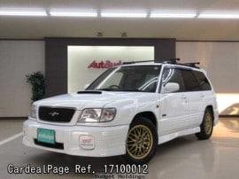 2000jun Used Subaru Forester Gf Sf5 Ref No17100012