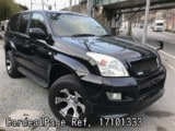 Used TOYOTA LAND CRUISER PRADO Ref 101333