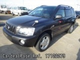 Used TOYOTA KLUGER Ref 102079