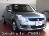 Used SUZUKI SWIFT Ref 102582
