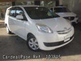 Used TOYOTA PASSO SETTE Ref 103815