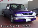 Used TOYOTA HILUX SPORTS PICKUP Ref 105721