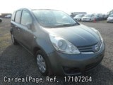 Used NISSAN NOTE Ref 107264
