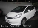 Used HONDA FIT Ref 107756