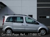 Used MERCEDES BENZ BENZ VANEO Ref 108172