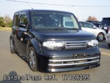 Used NISSAN CUBE Ref 108295