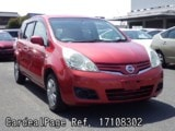 Used NISSAN NOTE Ref 108302