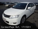 Used TOYOTA ALLION Ref 115911