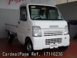 Used SUZUKI CARRY TRUCK Ref 116236