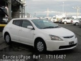 Used TOYOTA WILL VS Ref 116407