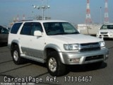 Used TOYOTA HILUX SURF Ref 116467