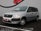 Used TOYOTA SUCCEED VAN Ref 117480