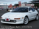 Used TOYOTA MR2 Ref 117879