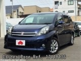 Used TOYOTA ISIS Ref 118136