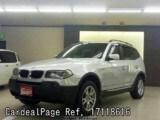 Used BMW BMW X3 Ref 118616