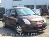 Used SUZUKI SWIFT Ref 118797