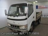 Used HINO HINO DUTRO Ref 119099
