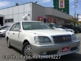 Used TOYOTA CROWN ATHLETE Ref 119227