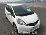 Used HONDA FIT Ref 119246