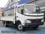 Used HINO HINO DUTRO Ref 123354