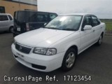 Used NISSAN SUNNY Ref 123454