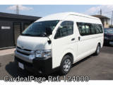 Used TOYOTA HIACE COMMUTER Ref 124000