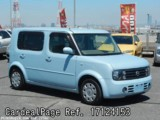 Used NISSAN CUBE CUBIC Ref 124153