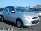 Used NISSAN MARCH BOX Ref 124167