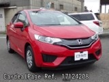 Used HONDA FIT Ref 124208