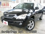 Used TOYOTA HARRIER HYBRID Ref 124253