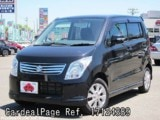 Used SUZUKI WAGON R Ref 124389