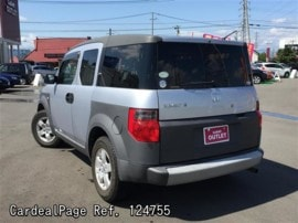HONDA ELEMENT YH2 Big2
