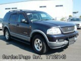 Used FORD FORD EXPLORER Ref 125143