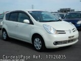 Used NISSAN NOTE Ref 126035