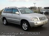 Used TOYOTA KLUGER Ref 126267