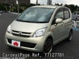 Used DAIHATSU MOVE Ref 127701