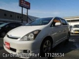 Used TOYOTA WISH Ref 128534