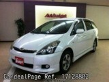 Used TOYOTA WISH Ref 128802