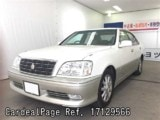 Used TOYOTA CROWN ROYAL Ref 129566